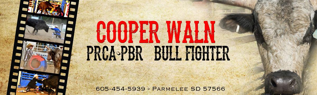Bull Fighting Banner